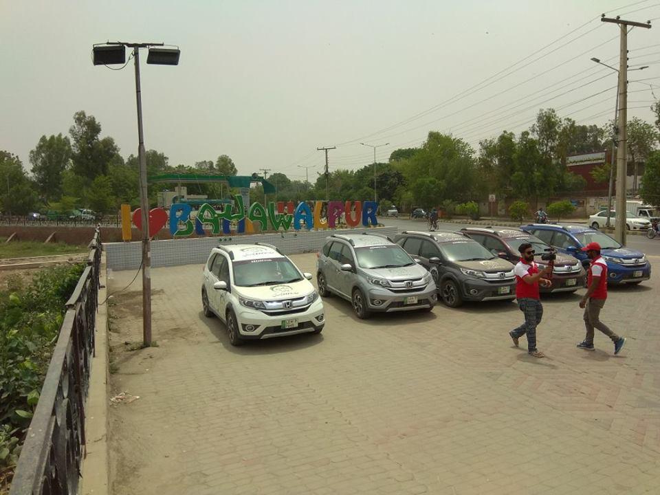 Honda BR-V Pakistan Campaign Day 4-5 (4)