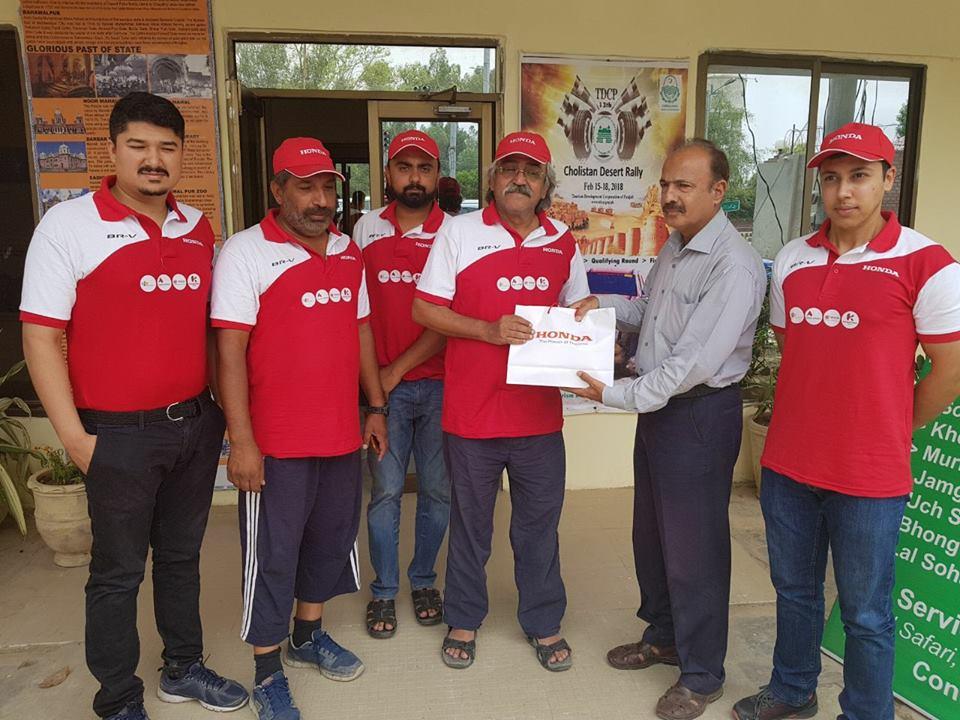 Honda BR-V Pakistan Campaign Day 4-5 (5)