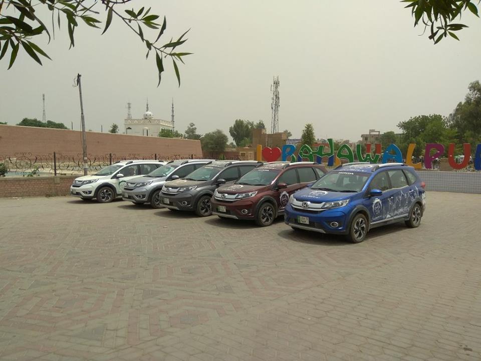 Honda BR-V Pakistan Campaign Day 4-5 (6)