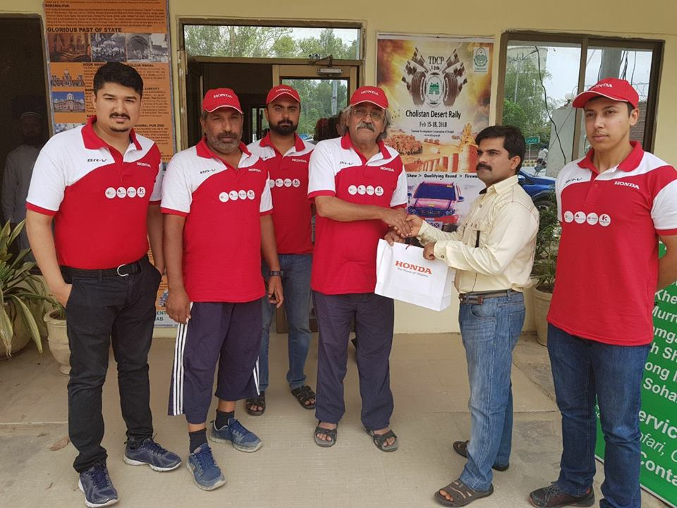 Honda BR-V Pakistan Campaign Day 4-5 (7)