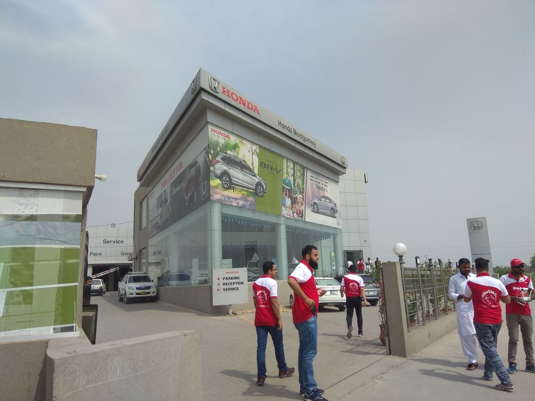 Honda BR-V Pakistan Campaign Day 6-7 (11)