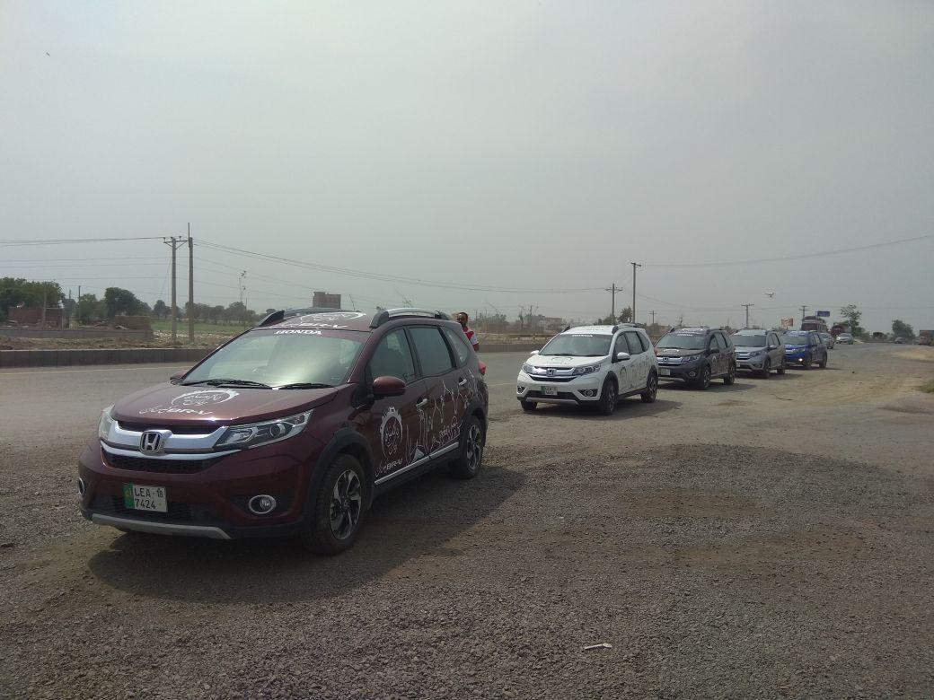 Honda BR-V Pakistan Campaign Day 6-7 (12)