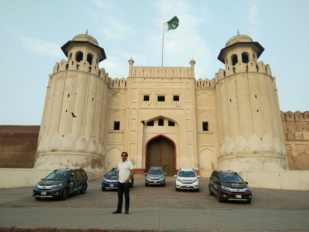 Honda BR-V Pakistan Campaign Day 6-7 (22)