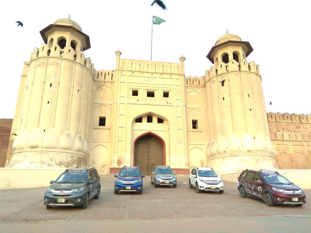 Honda BR-V Pakistan Campaign Day 6-7 (23)