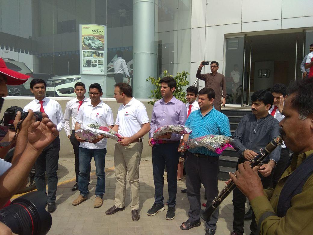 Honda BR-V Pakistan Campaign Day 6-7 (3)
