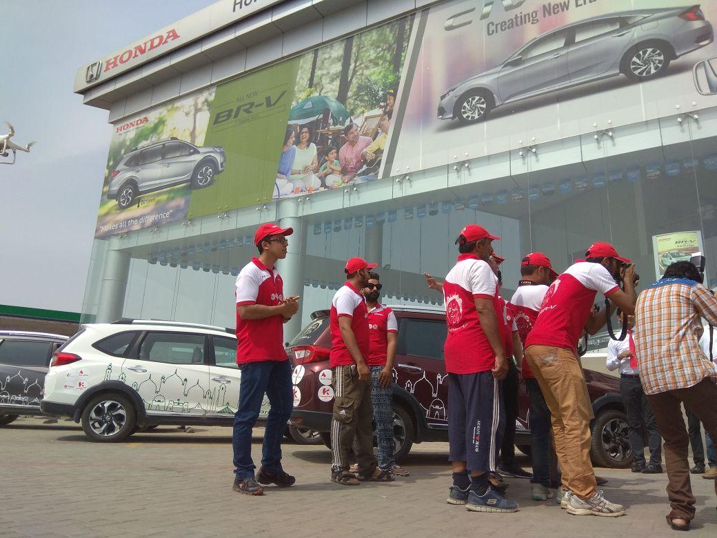 Honda BR-V Pakistan Campaign Day 6-7 (4)