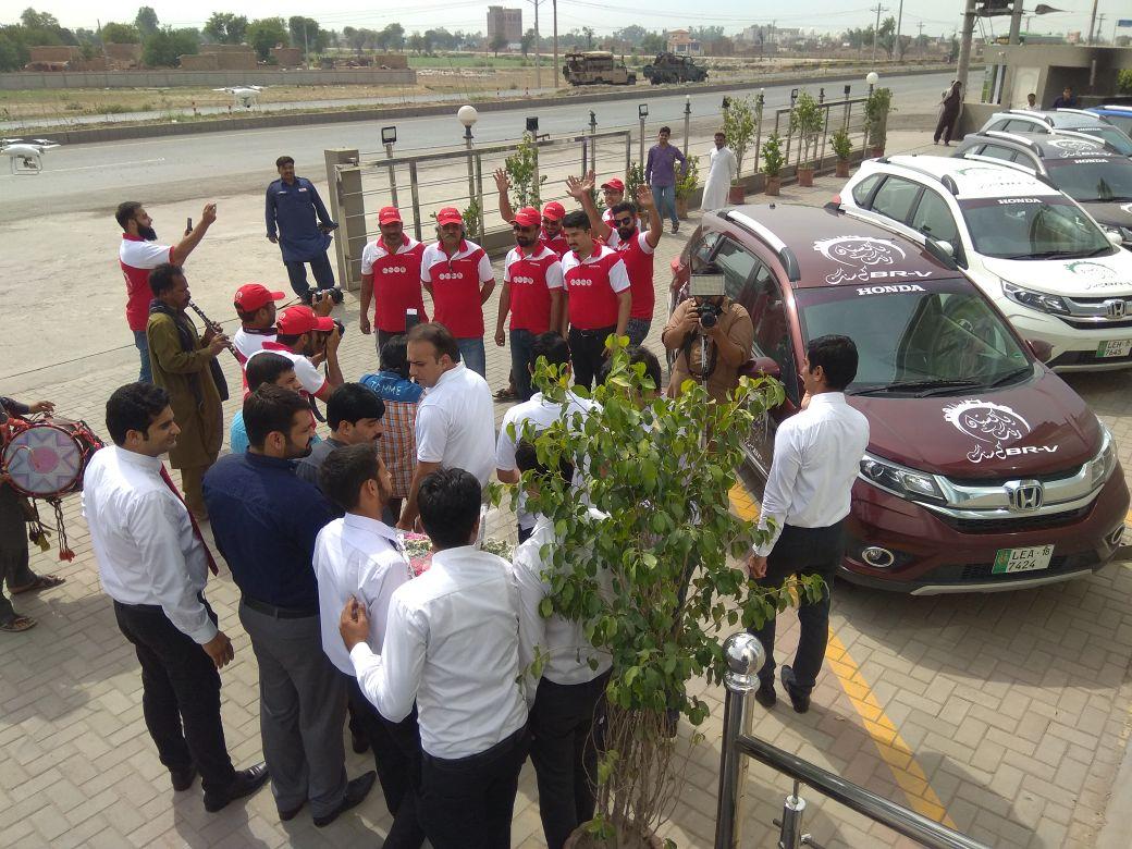 Honda BR-V Pakistan Campaign Day 6-7 (6)