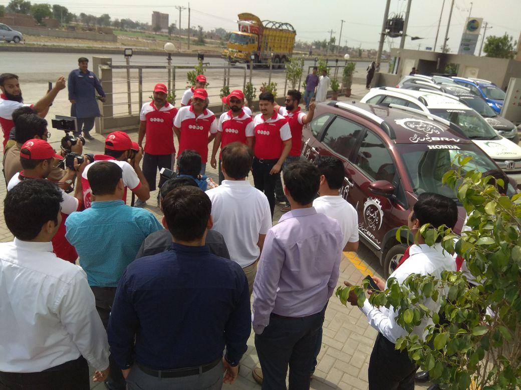 Honda BR-V Pakistan Campaign Day 6-7 (7)