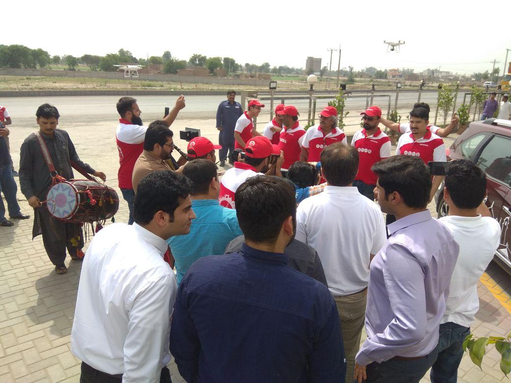 Honda BR-V Pakistan Campaign Day 6-7 (8)