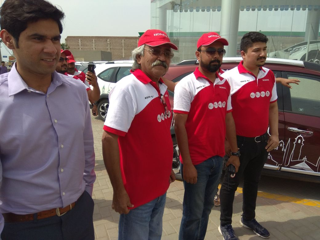 Honda BR-V Pakistan Campaign Day 6-7 (9)