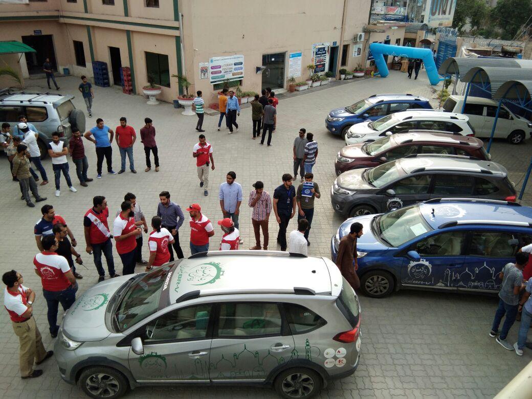 Honda BR-V Pakistan Campaign Day 8-9 (10)