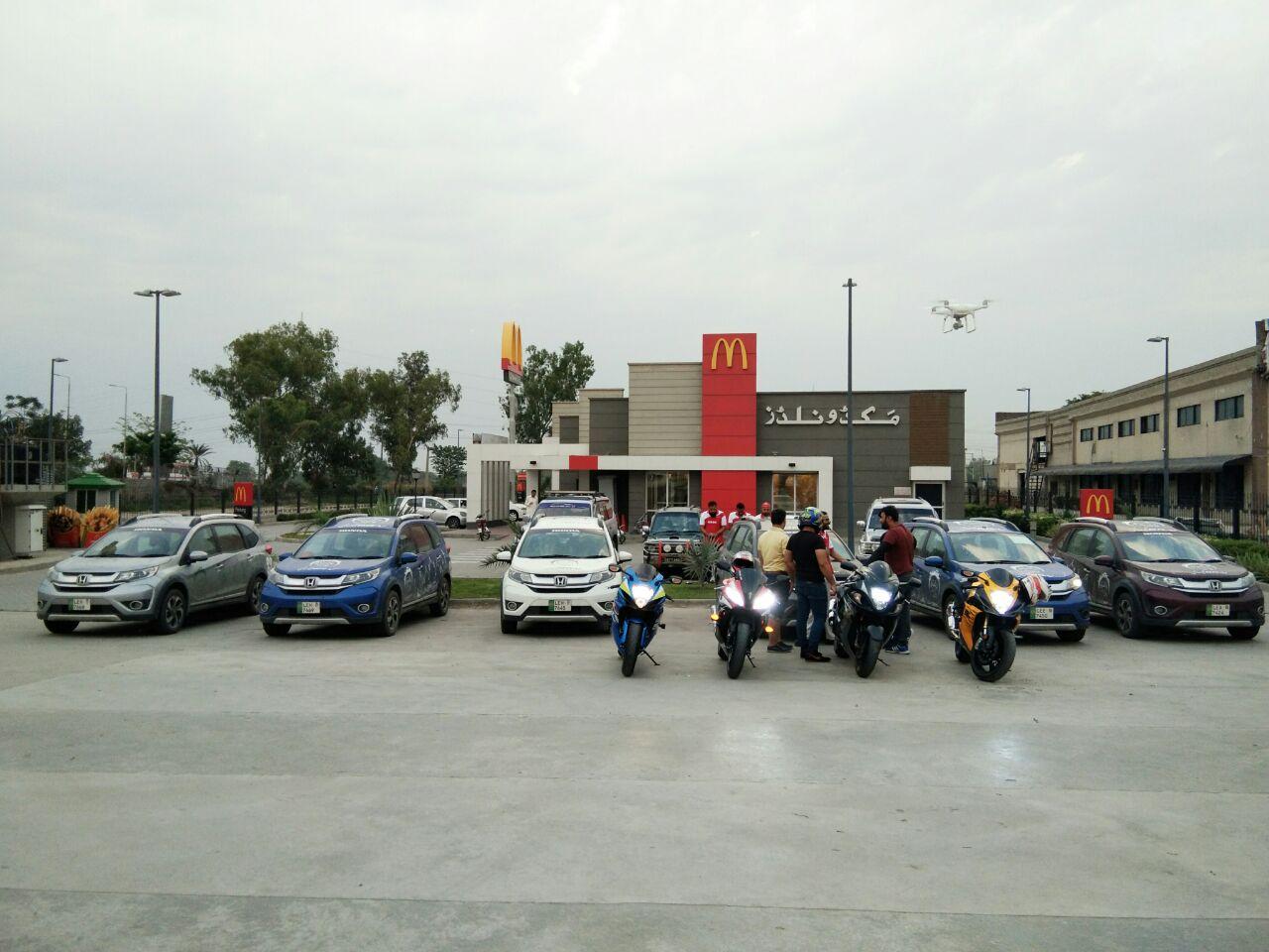 Honda BR-V Pakistan Campaign Day 8-9 (14)