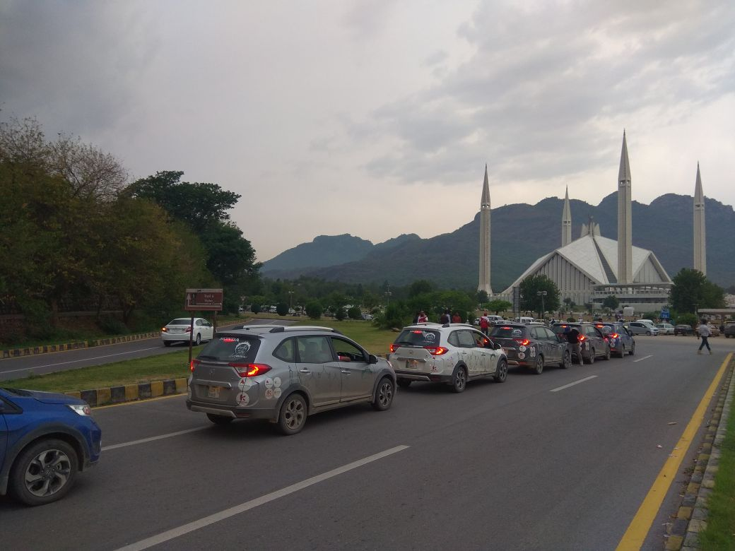 Honda BR-V Pakistan Campaign Day 8-9 (30)