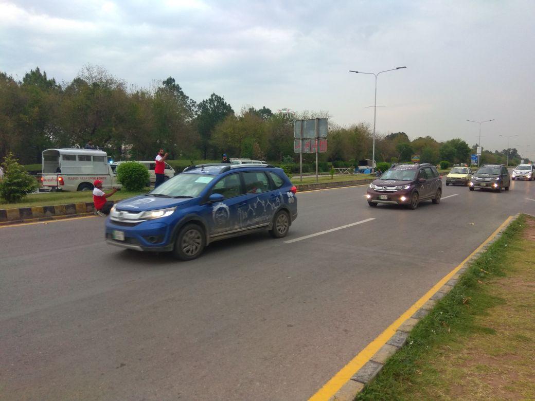 Honda BR-V Pakistan Campaign Day 8-9 (31)