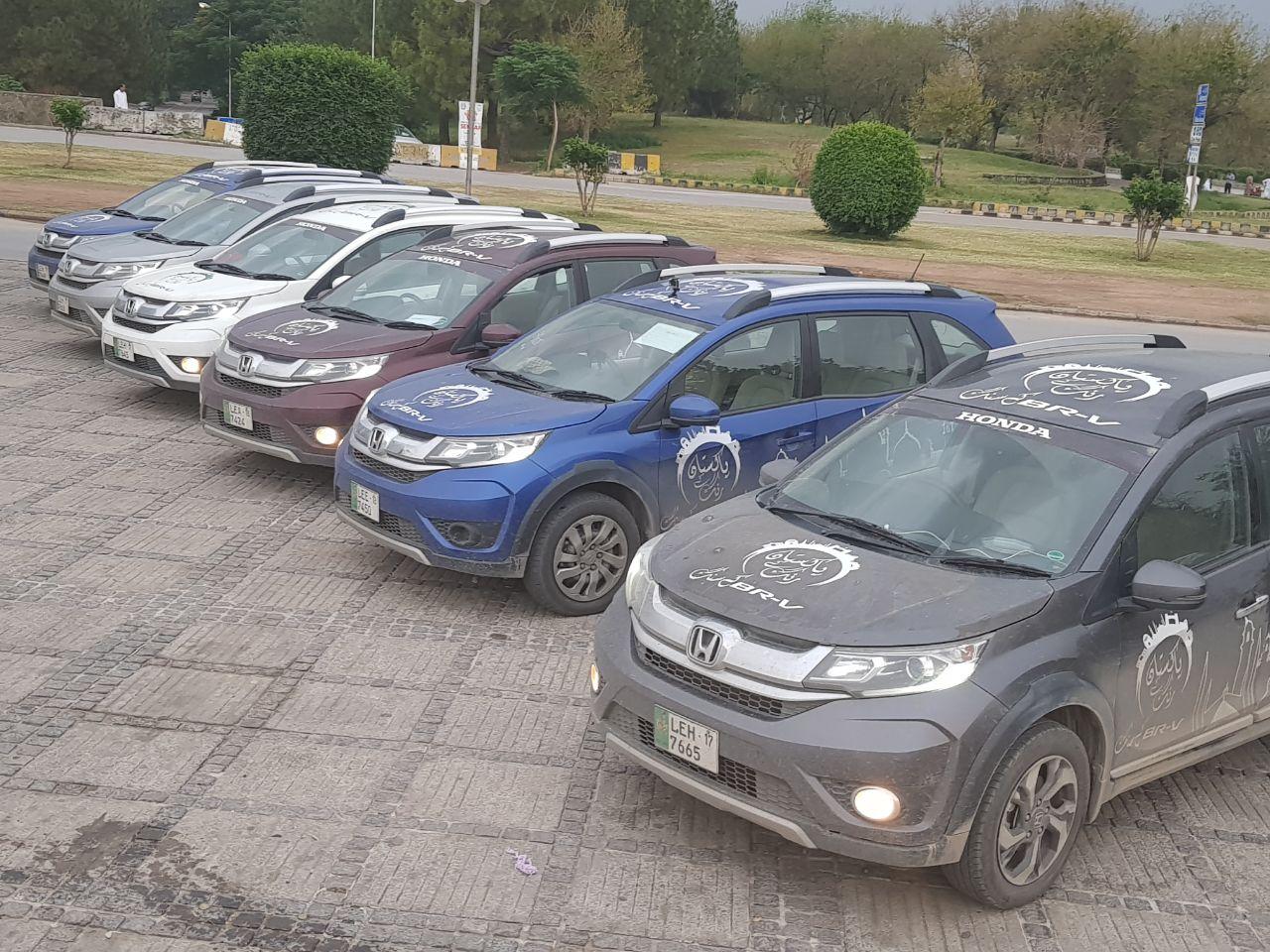 Honda BR-V Pakistan Campaign Day 8-9 (38)
