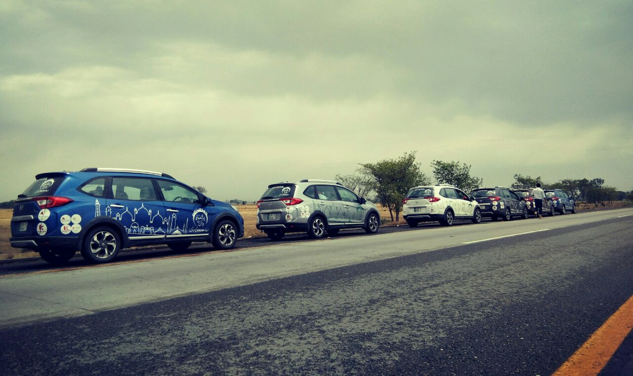 Honda BR-V Pakistan Campaign Day 8-9 (4)