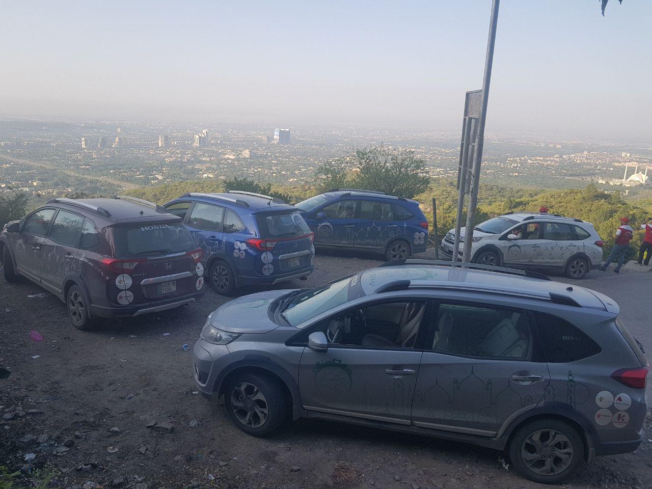 Honda BR-V Pakistan Campaign Day 8-9 (46)