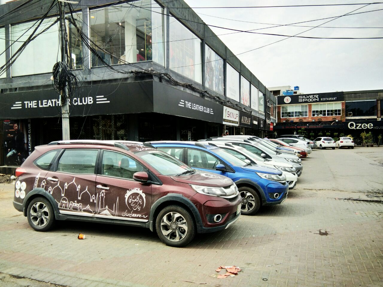 Honda BR-V Pakistan Campaign Day 8-9 (8)