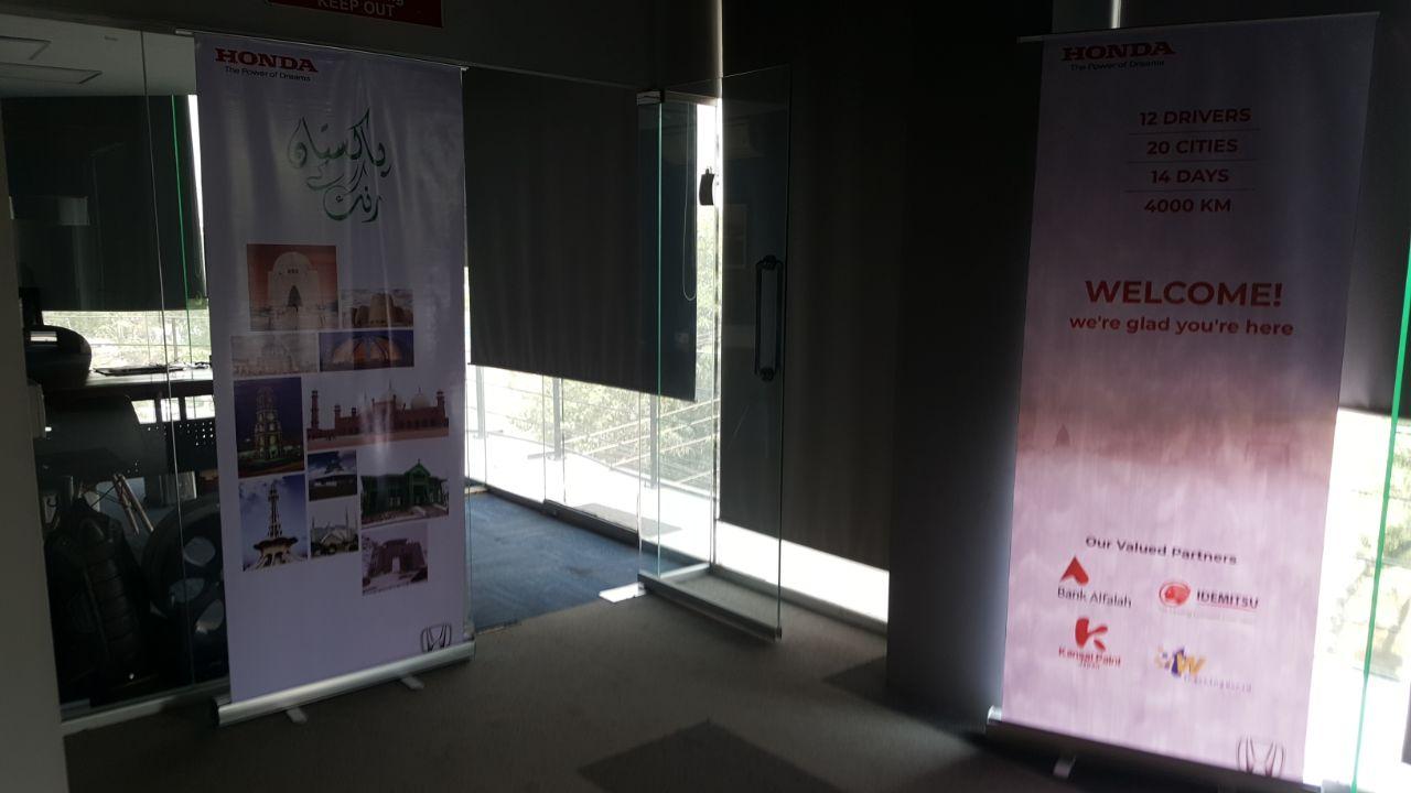 Honda BR-V Pakwheels office visit (4)
