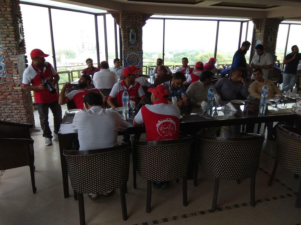 Honda BR-V Pakwheels office visit (5)