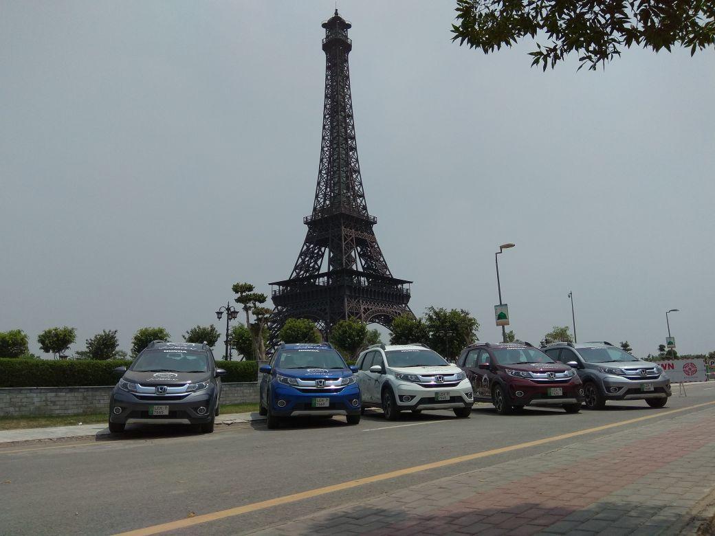 Honda BR-V Pakwheels office visit (7)