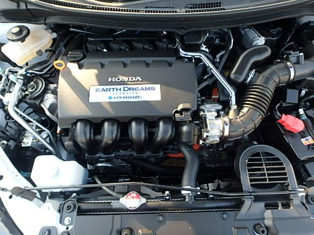 Honda Jade Hybrid 2015 Engine