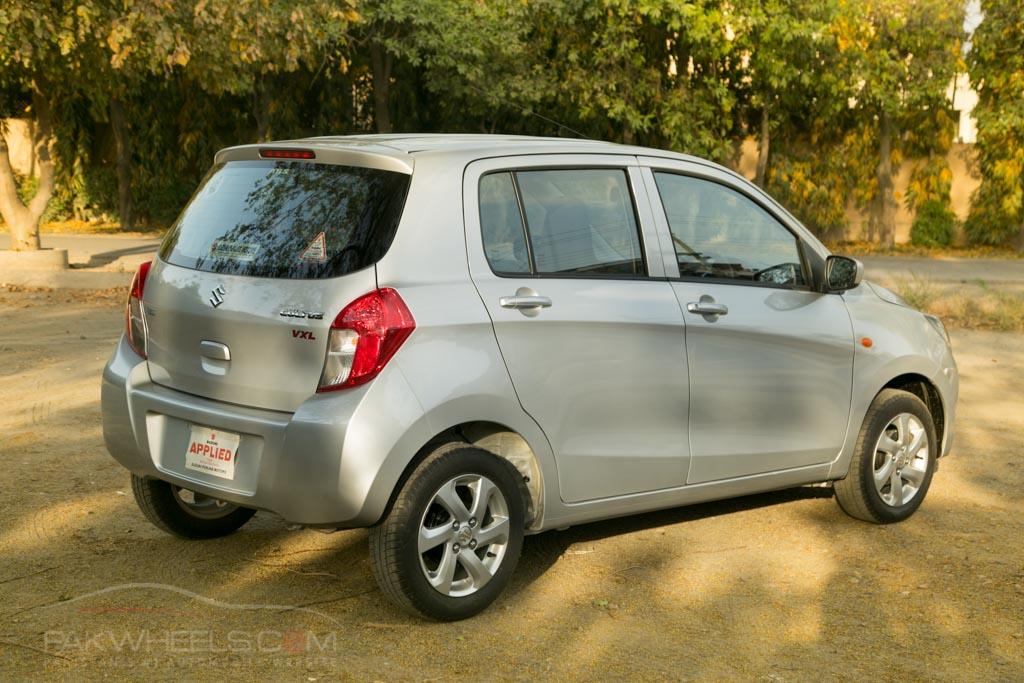 Suzuki Cultus AGS 2018 PakWheels (6)