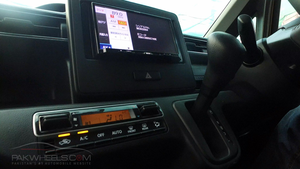 2017 Suzuki Wagon R FZ Hybrid PakWheels (12)