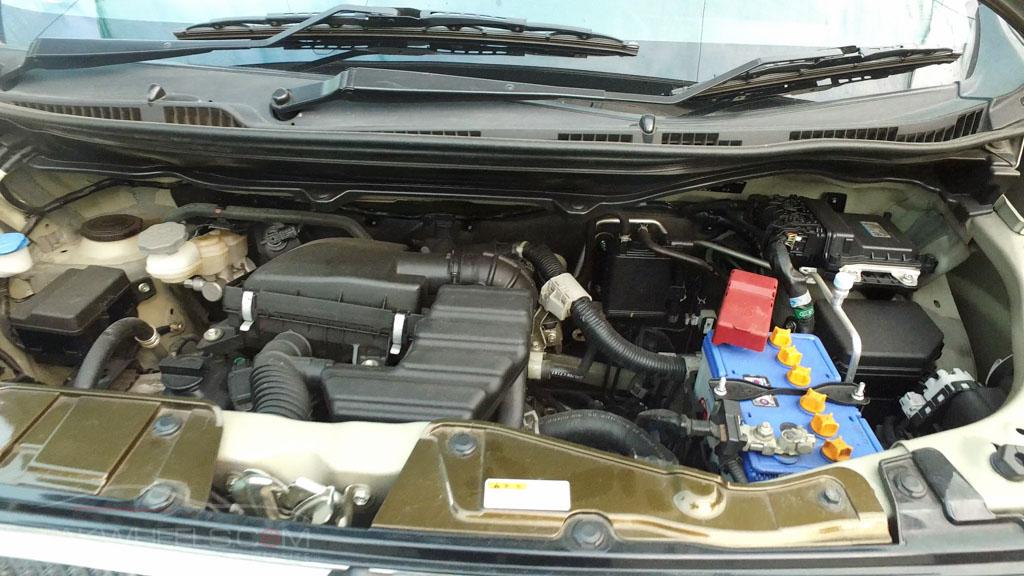 2017 Suzuki Wagon R FZ Hybrid PakWheels (26)