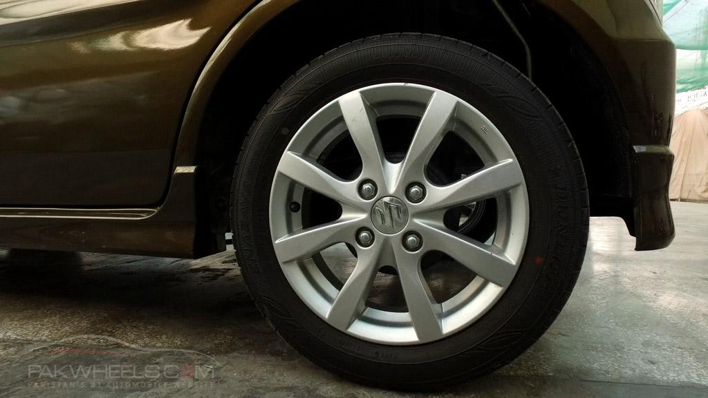 2017 Suzuki Wagon R FZ Hybrid PakWheels (8)
