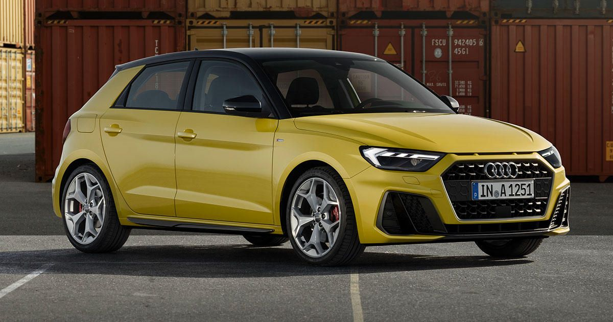 Audi A1 2019 Is The New Supermini By The German Carmaker