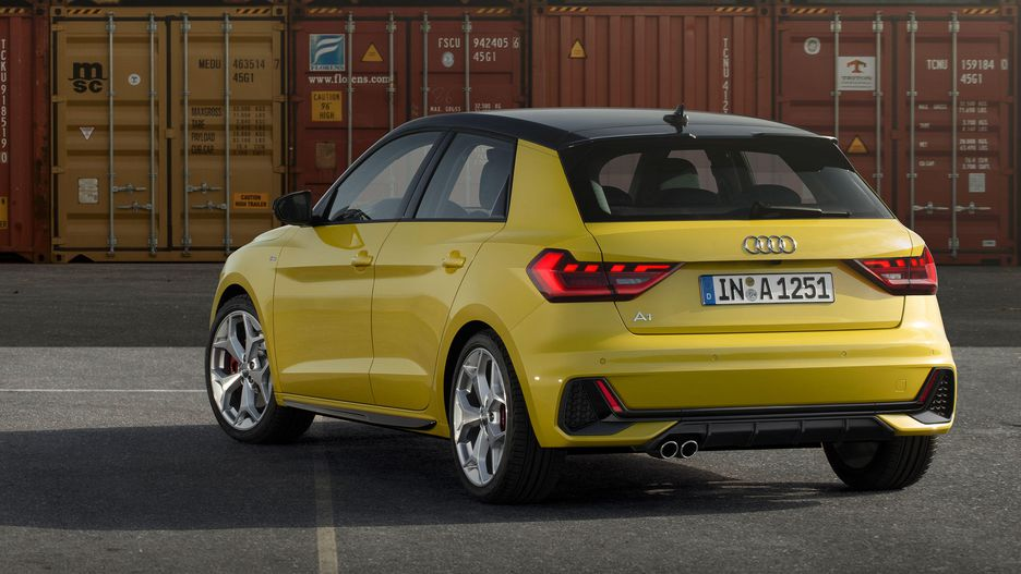 audi a1 2019 is the new supermini by the german carmaker pakwheels blog. Black Bedroom Furniture Sets. Home Design Ideas