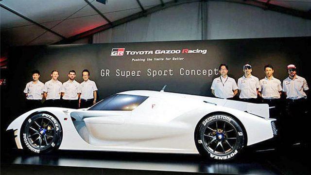 GR Super Sport