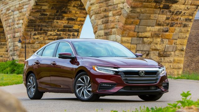 2019 Honda Insight A Value Packed Hybrid With No Transmission