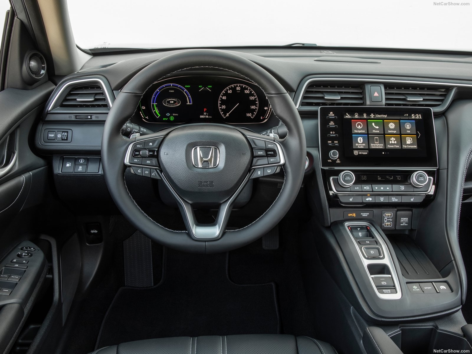 2019 Honda Insight: A value packed hybrid with no transmission - News/Articles/Motorists ...