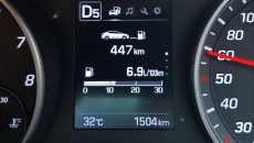 Hyundai-Elantra-Turbo-1.6-Average-Fuel-Consumption-Reading-Malaysia-2017