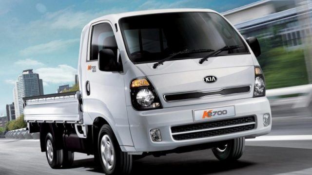 kia frontier a new pickup truck launched in pakistan pakwheels blog. Black Bedroom Furniture Sets. Home Design Ideas
