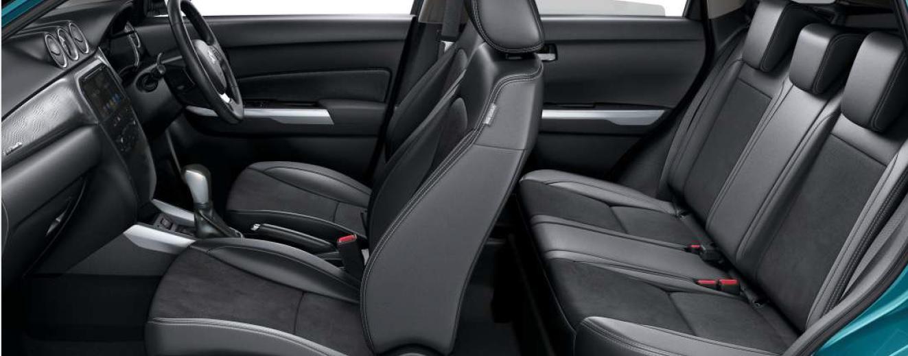 Suzuki Vitara Interior and Seats