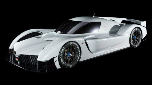 Toyota Promises A Hypercar For The Streets 1