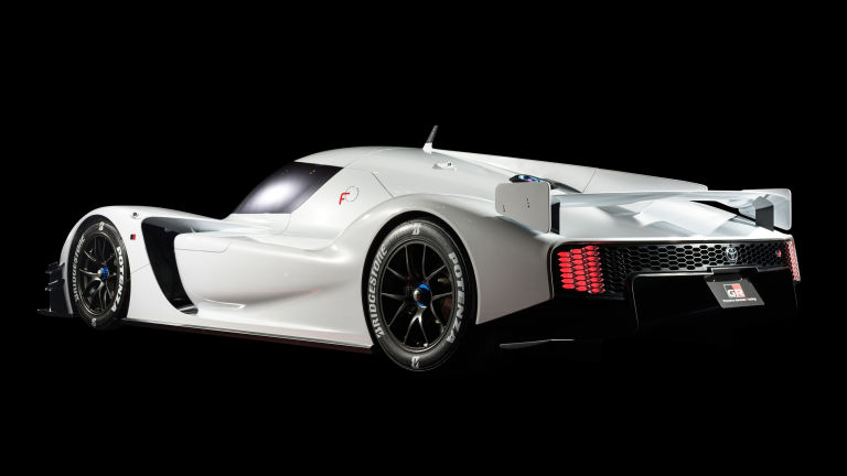 Toyota Promises A Hypercar For The Streets 2
