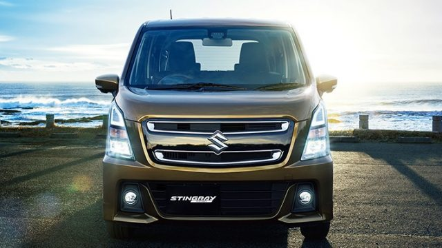 Suzuki Wagon-R Stingray Hybrid T