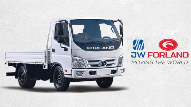 JW-Forland Enters Pakistan: CPEC & Auto Industry Development