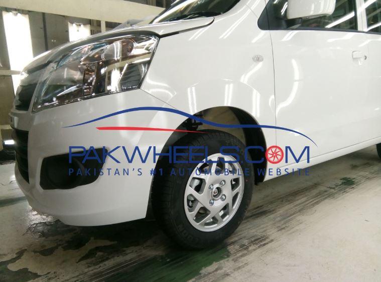 wagon R VXL
