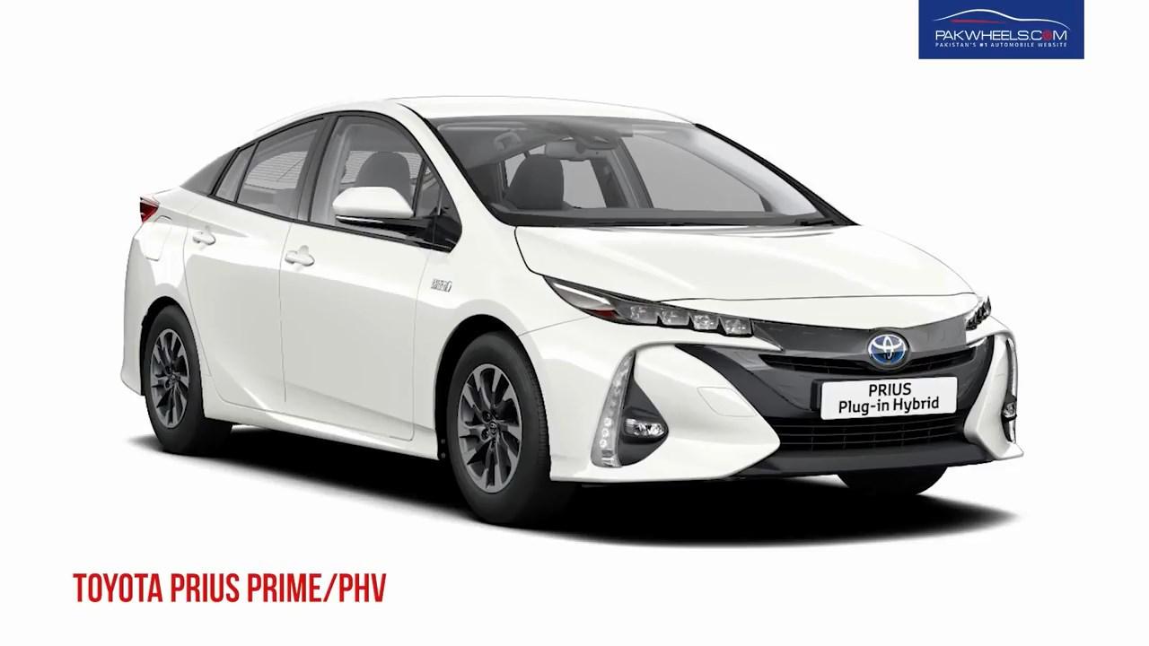 2017 Toyota Prius Prime PHV Hybrid PakWheels Review (11)