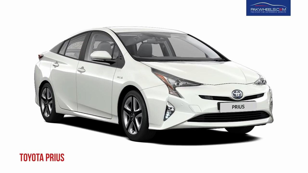 2017 Toyota Prius Prime PHV Hybrid PakWheels Review (12)