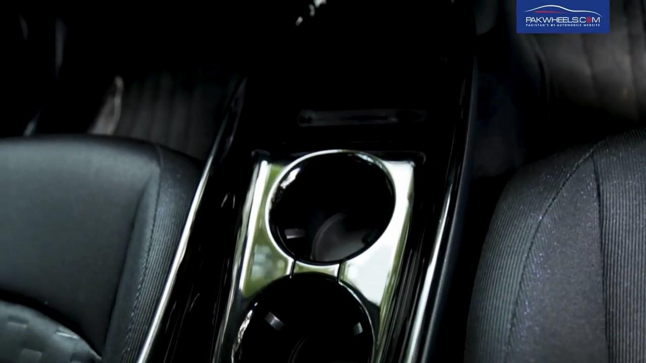 2017 Toyota Prius Prime PHV Hybrid PakWheels Review (55)