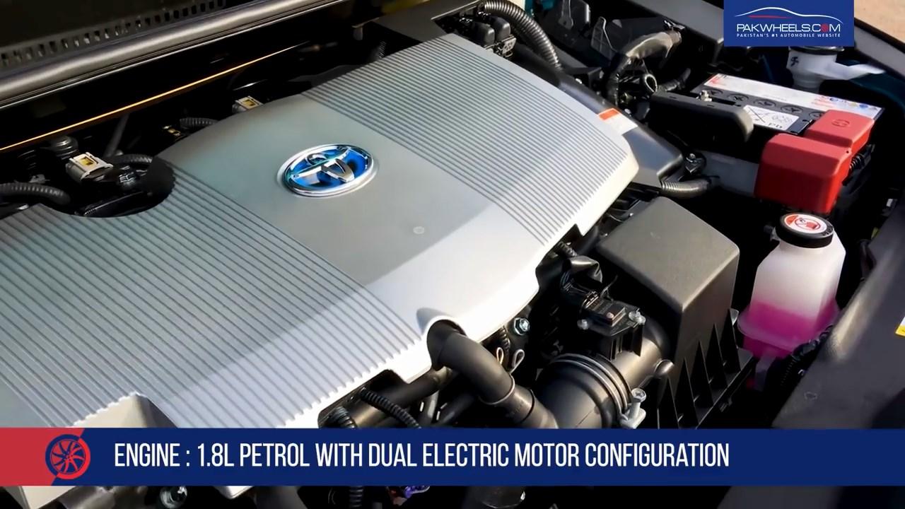 2017 Toyota Prius Prime PHV Hybrid PakWheels Review (7)