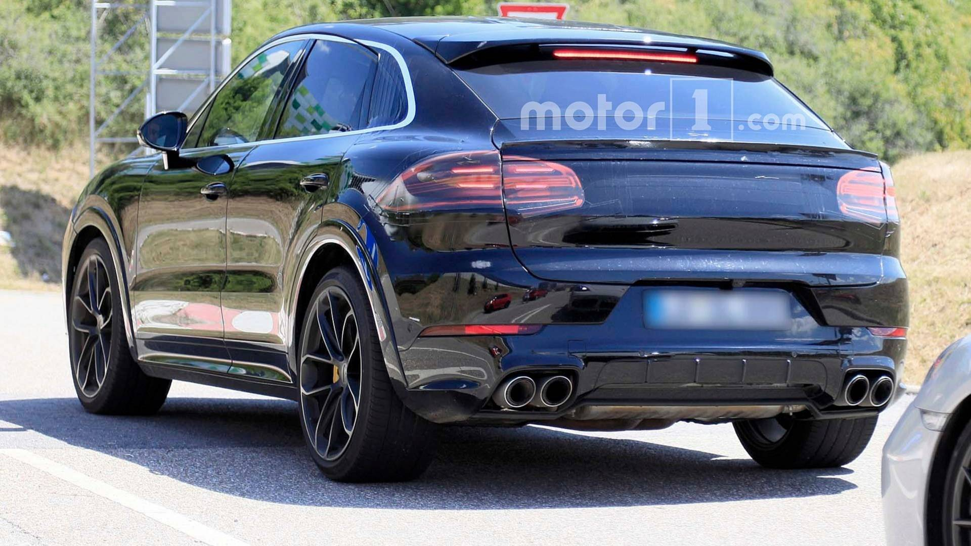 porsche cayenne 2020 also boards the suv coupe hype train news articles motorists education. Black Bedroom Furniture Sets. Home Design Ideas
