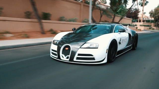 Bugatti Veyron Oil Change (22)