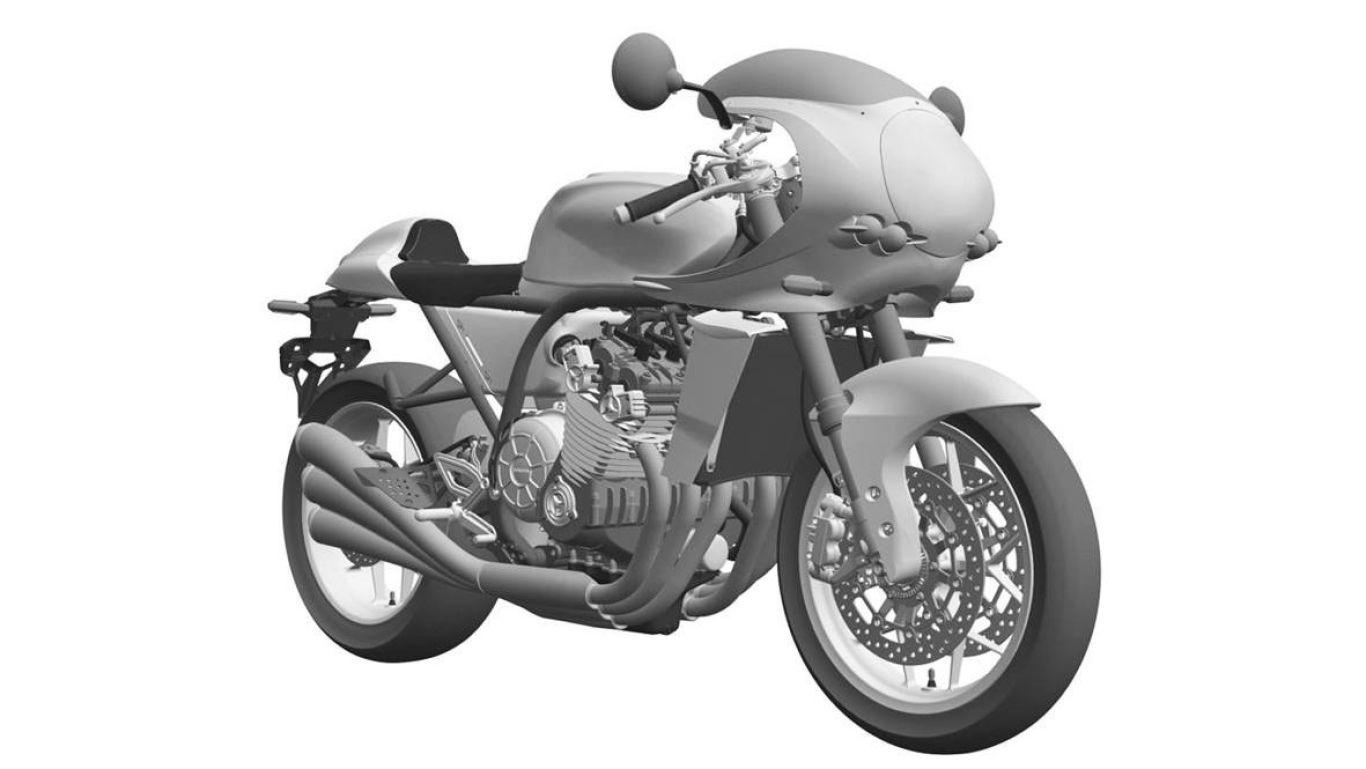 Honda CBX retro motorcycle (1)